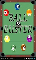 Screenshot of Pool Ball Bubble Shooter