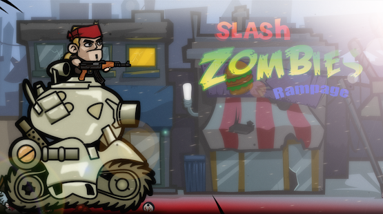 slash zombies rampage apk 13 free action games for android