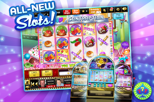 Screenshot of Mega Fame Casino
