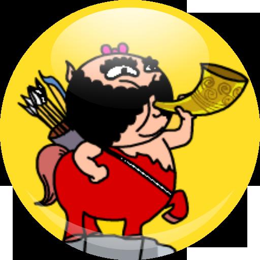 今日の気分017カラー漫画デジタル時計ウィジェット無料メモ帳 漫畫 App LOGO-硬是要APP