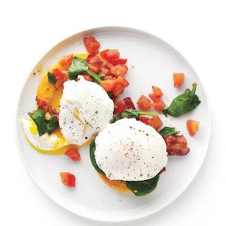 Vegetable Polenta Stacks Recipes