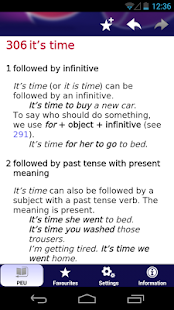 Practical English Usage- screenshot thumbnail