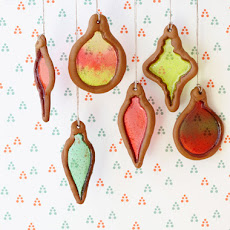 Stained-Glass Ornaments
