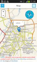 Screenshot of Pakistan Offline Map & Weather