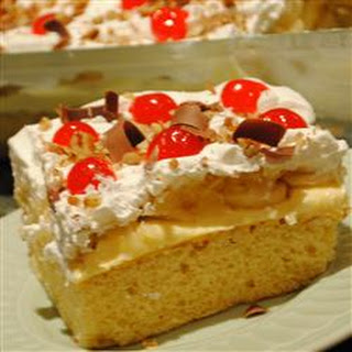 Banana Split Cake Instant Pudding Recipes