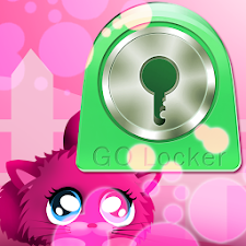 Pink cats theme 4 GO Locker