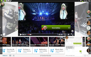 Screenshot of Cosync 4 Youtube