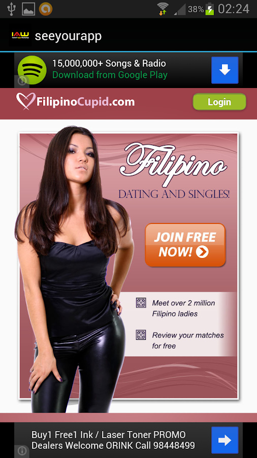 free filipina dating uk