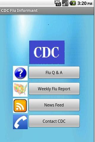 CDC Flu Informant