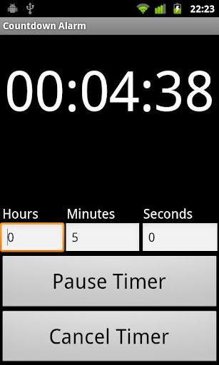 Countdown Alarm
