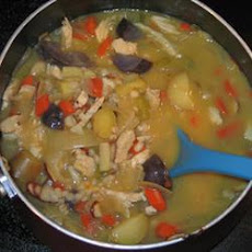 Chicken Vegetable Barley Soup