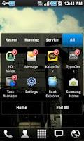 Screenshot of MultiTasking Lite