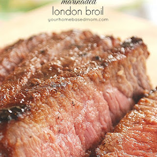 Marinaded London Broil