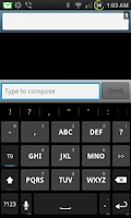 Screenshot of Perfect Keyboard Pro