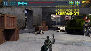 Screenshot of EAGLE NEST - Sniper training
