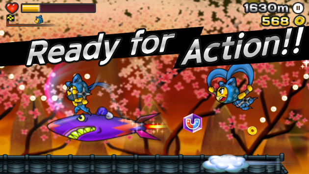 Air Ninja apk screenshot