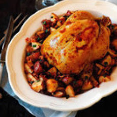 Rosemary-Roasted Chicken & Potatoes