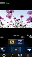 Screenshot of Panasonic Image App