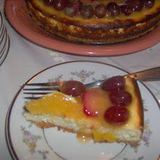 Fruit Jewel Cheesecake