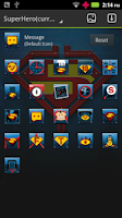 Screenshot of Super Hero GO Launcher Theme