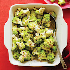 Roasted Romanesco Broccoli