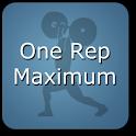 One Rep Maximum - 1RM icon