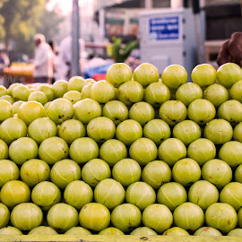 School of Gooseberries by Sohil Laad - City,  Street & Park  Markets & Shops ( outdoor, candid, street photography )