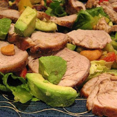 Island Pork Tenderloin Salad