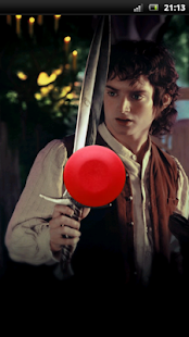 Frodo - Nooo Button - screenshot
