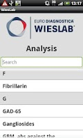Screenshot of Wieslab