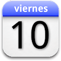 eCalendario widget icon
