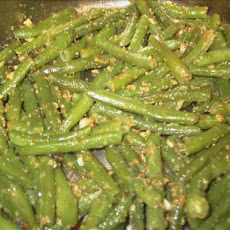 Green Beans in Citrus Butter Sauce