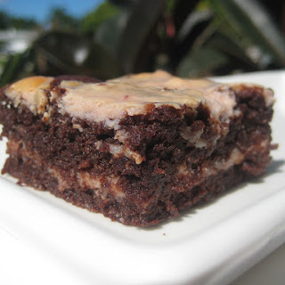 IKEA Lingonberry Jam Cheesecake Brownie