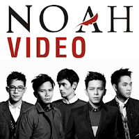 Screenshot of NOAH video, concert and news