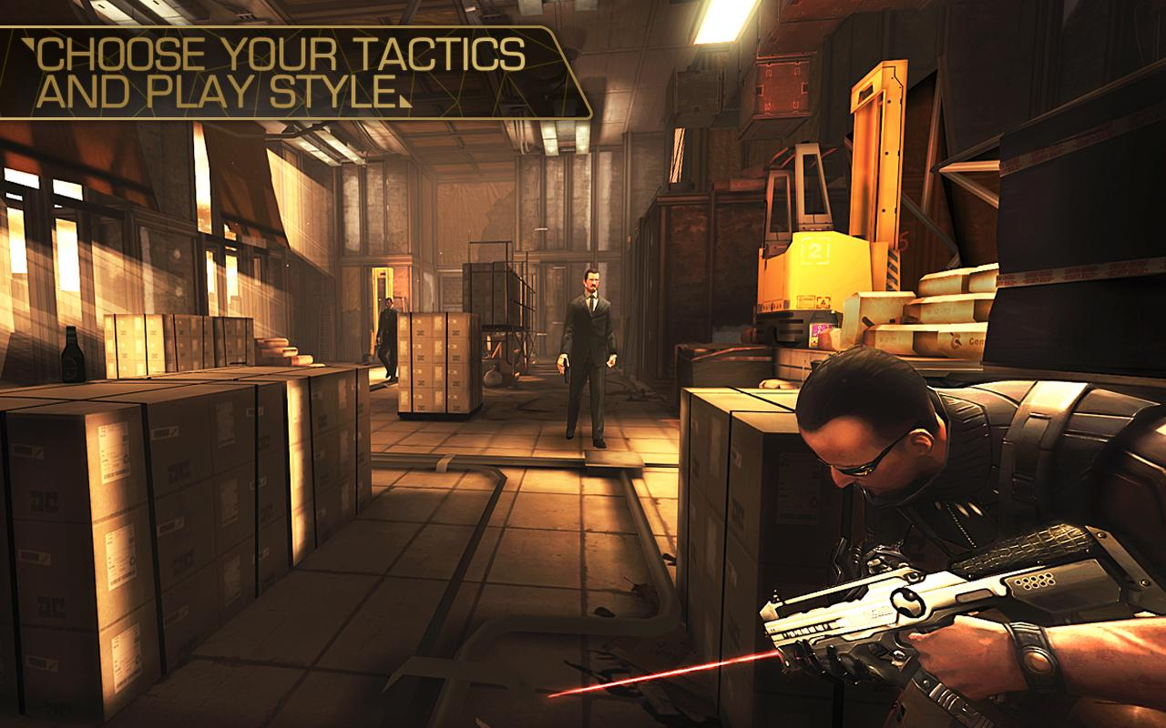 Deus Ex: The Fall Screenshot 11