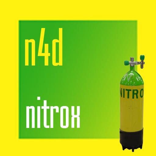 nitrox4diver LOGO-APP點子