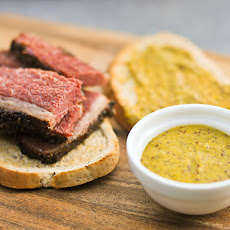 Sauced: Spicy Beer Mustard