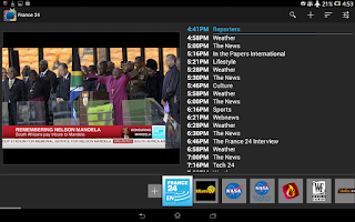 Screenshot of SPB TV