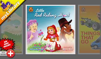 Screenshot of iStoryBooks
