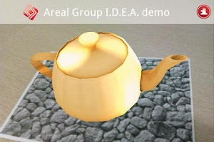 Screenshot of 3D Модели demo