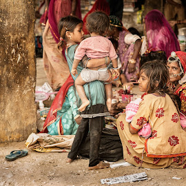Streef India by Dimitar Pavlov - People Street & Candids ( jaisalmer, rajasthan, street, india )