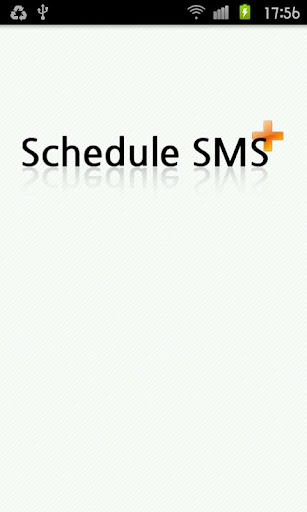 Schedule SMS Plus 예약문자