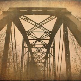 Old Artemus Bridge Set C by Paul Mays - Buildings & Architecture Bridges & Suspended Structures