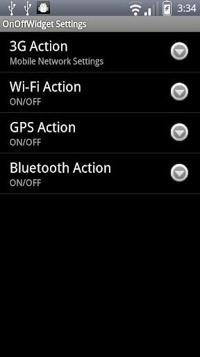 無料生产应用AppのOnOffWidget|記事Game