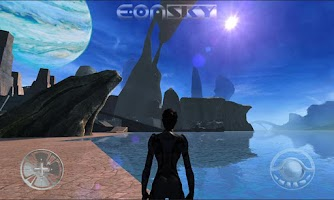 Screenshot of EON Sky : Alexa Bloom DEMO