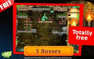 Screenshot of Arcanoid - Brick Ball Arkanoid