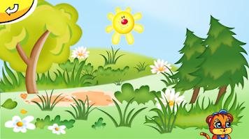 Screenshot of Kids learn animals Funny zoo