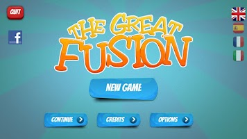 Screenshot of The Great Fusion