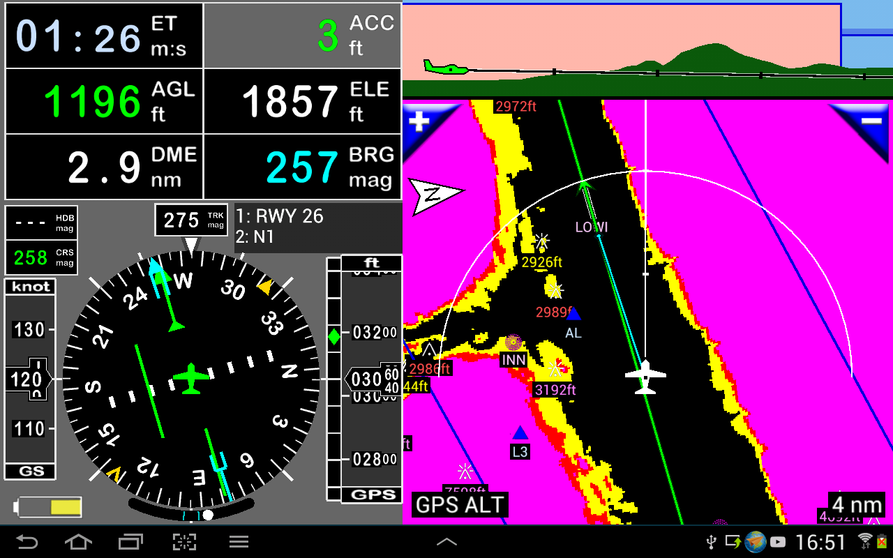 FLY is FUN Aviation Navigation Screenshot 11