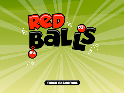 Great!! Red Balls - screenshot